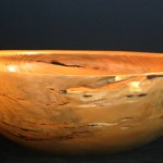 Yellow Pine Burl 21x21x7""