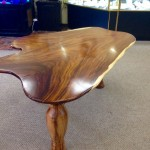 Guanacaste Table with Sycamore Legs